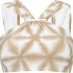 Hign neck bikini van Michael Kors